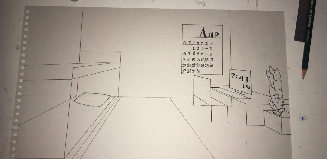 Οι μαθητές της Γ' Γυμνασίου εκφράζονται μέσω της τέχνης κατά τη περίοδο του εγκλεισμού-29