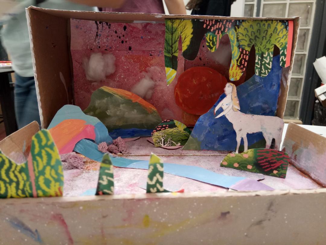 La petite galerie d'Art - année scolaire 2019-2020-70
