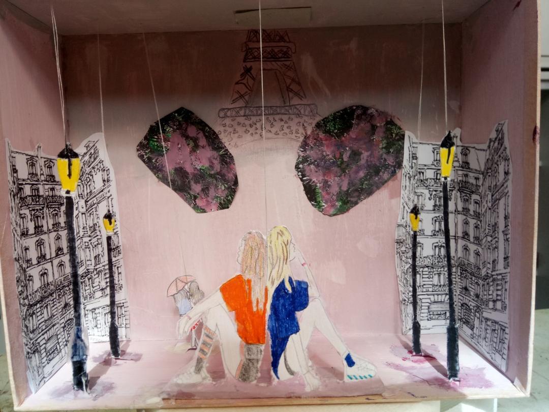 La petite galerie d'Art - année scolaire 2019-2020-78