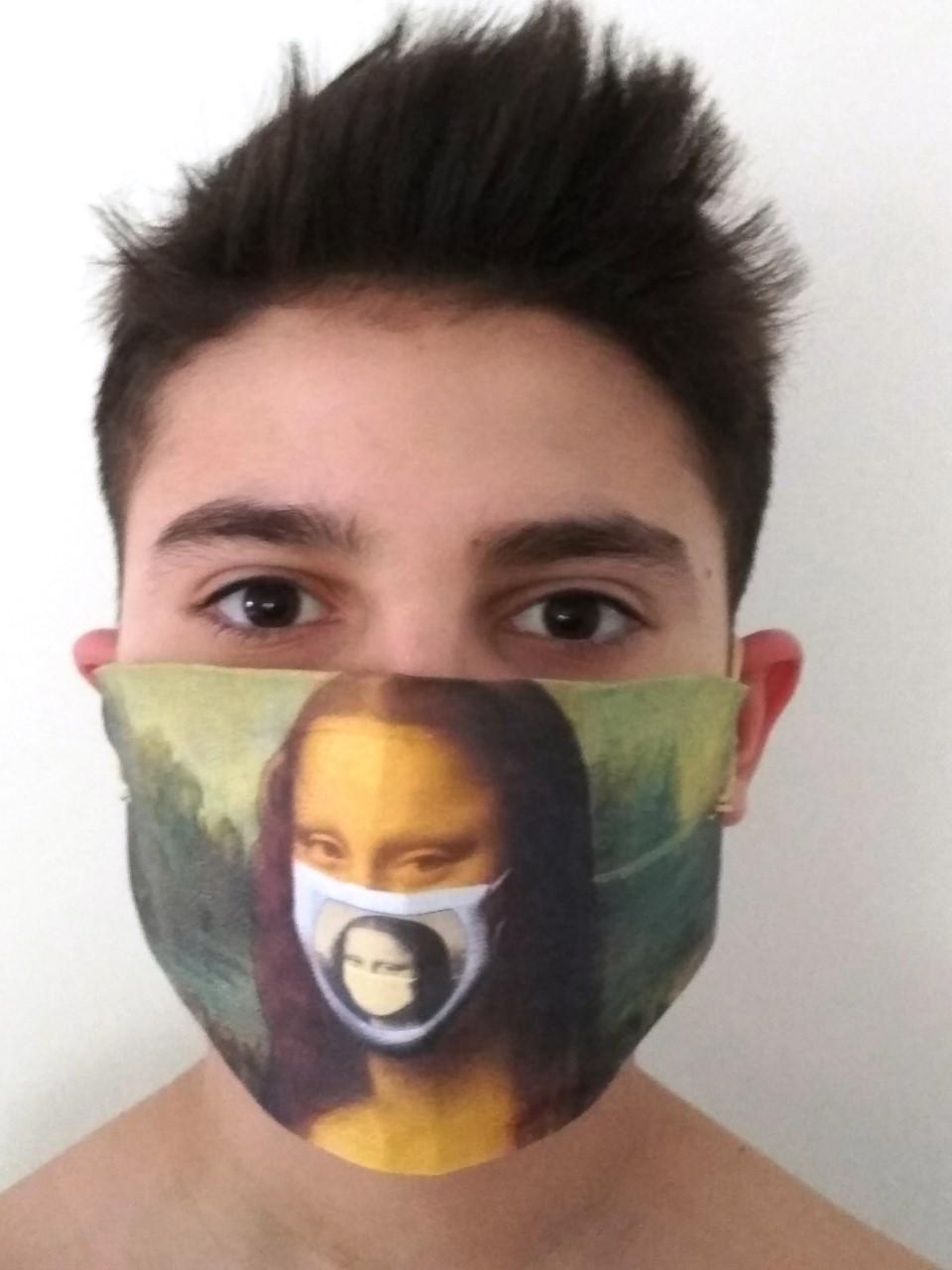 Projet de fabrication de masques en Arts plastiques : « Un masque qui te révèle autant qu'il te protège »-10