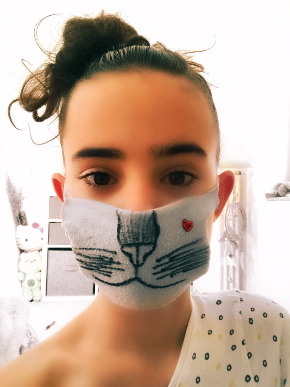 Projet de fabrication de masques en Arts plastiques : « Un masque qui te révèle autant qu'il te protège »-12