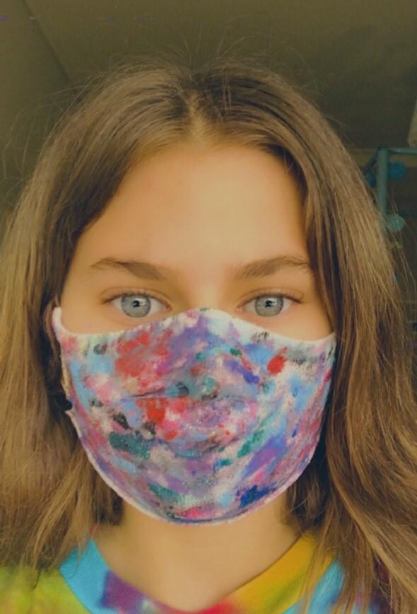 Projet de fabrication de masques en Arts plastiques : « Un masque qui te révèle autant qu'il te protège »-13