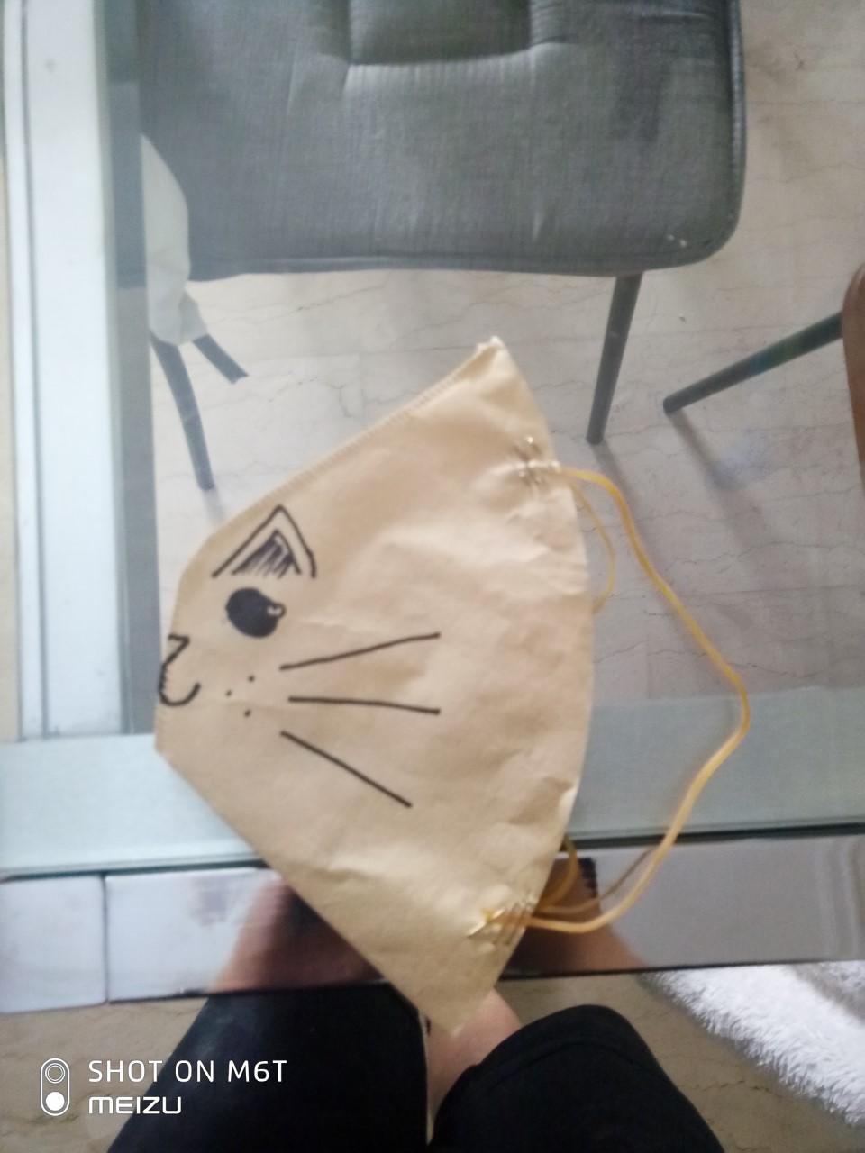 Projet de fabrication de masques en Arts plastiques : « Un masque qui te révèle autant qu'il te protège »-24