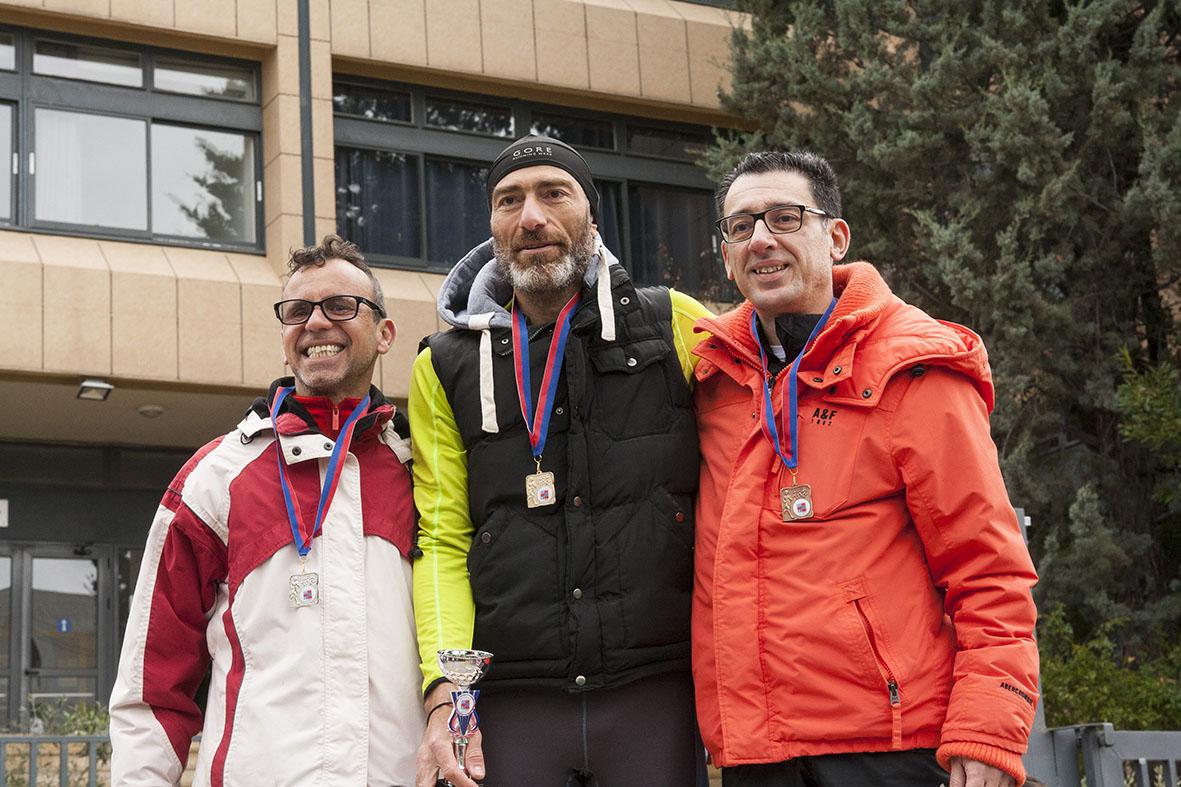 Beau succès pour la grande course du lycée franco-hellénique qui s'est déroulée le 12 mars-16
