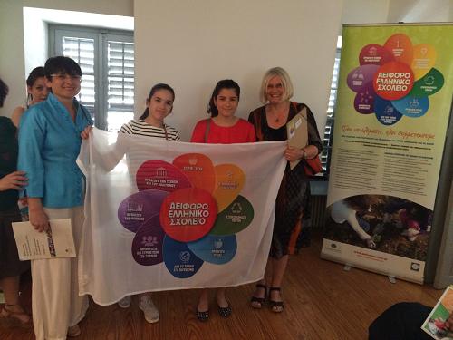 Εβδομάδα αειφόρου ανάπτυξης στην Ελληνογαλλική Σχολή Ευγένιος Ντελακρουά