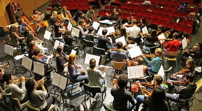 Orchestre des lycées français du monde 2015
