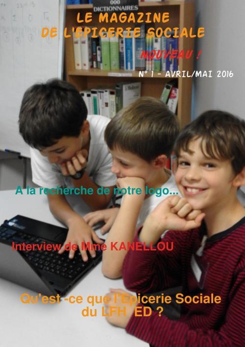 Le web magazine de l'epicerie Sociale