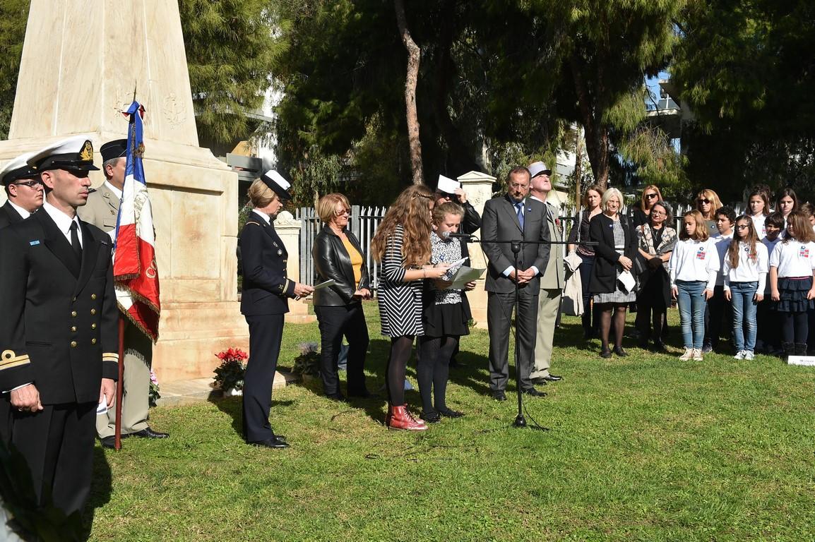 Commémoration du 11 novembre 2016-1