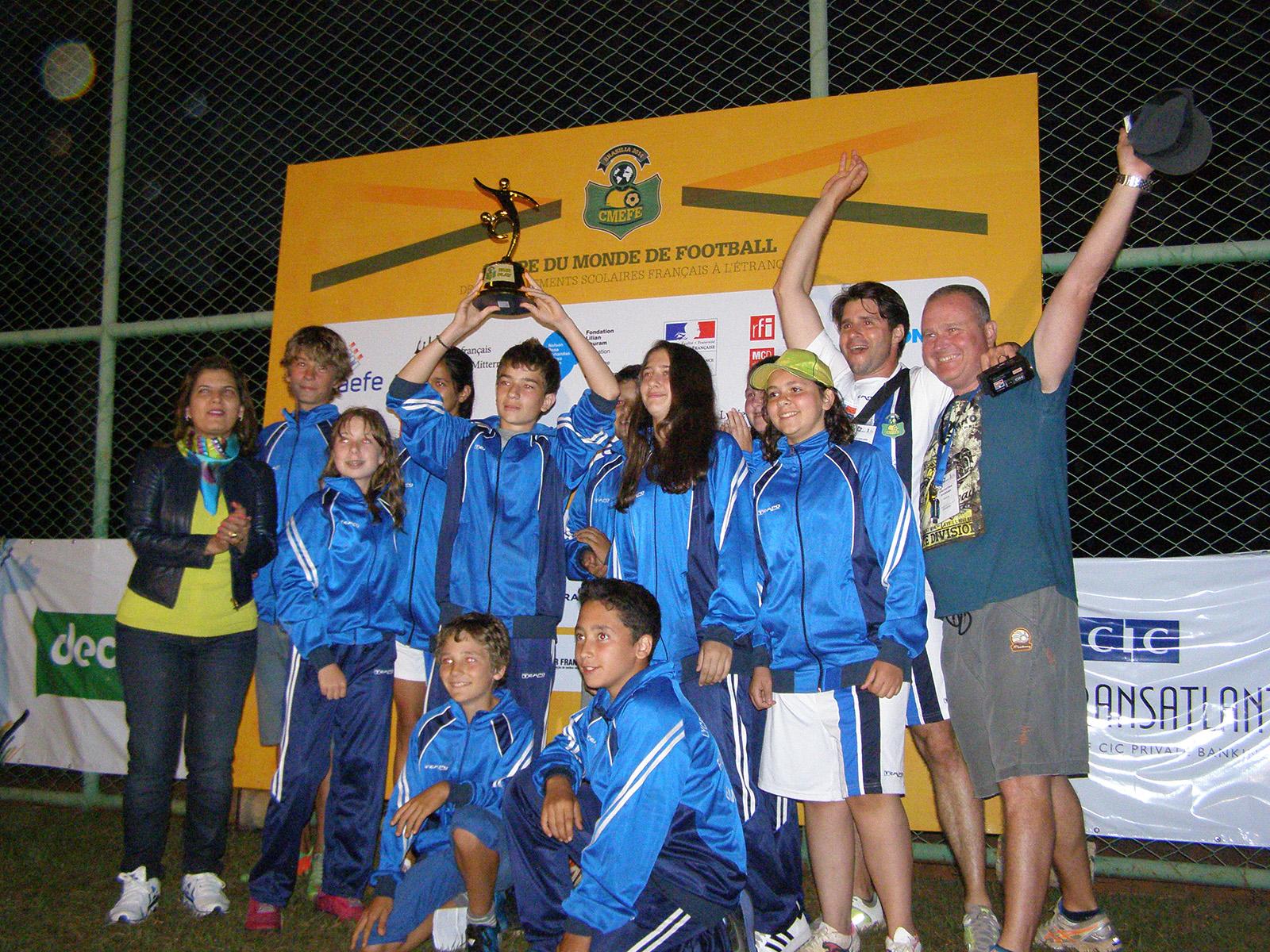 CMEFE 2014, la coupe du fair-play - το κύπελλο fairplay-0