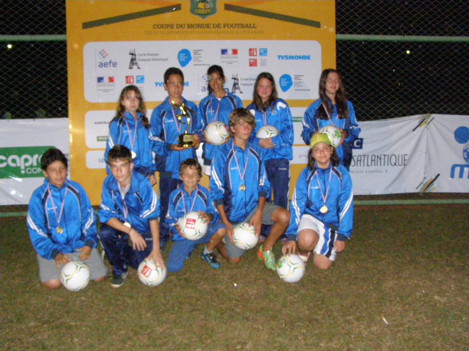 CMEFE 2014, la coupe du fair-play - το κύπελλο fairplay-1