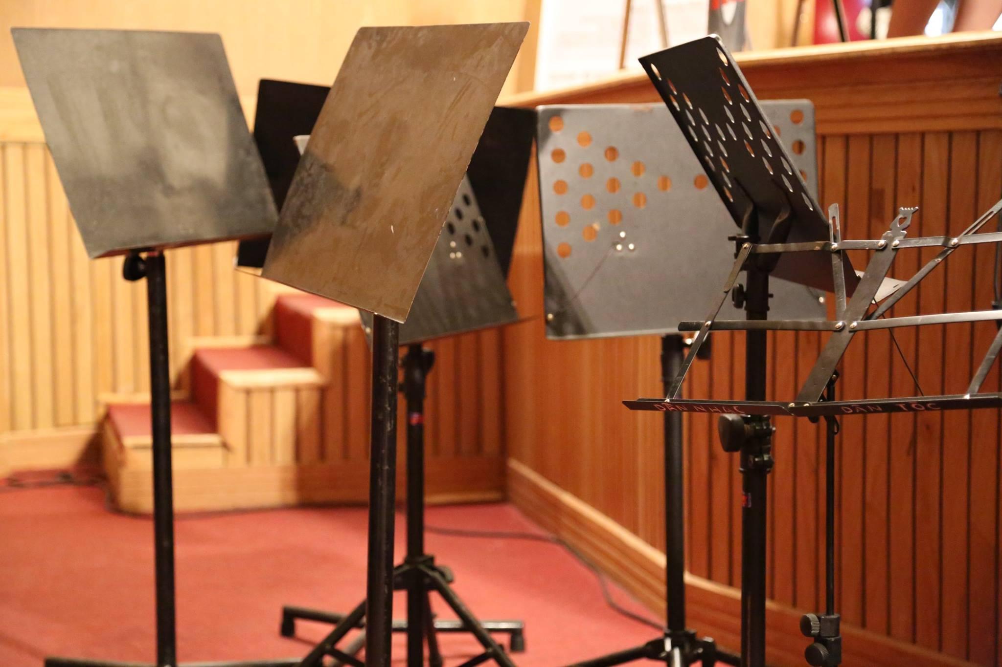 L'Orchestre des lycées français du monde (OLFM) en répétition et concert à Ho-Chi-Minh-Ville-2