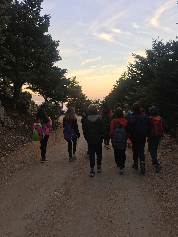 Ένα συναρπαστικό διήμερο στην Πάρνηθα για τους μαθητές της Α' Γυμνασίου-6