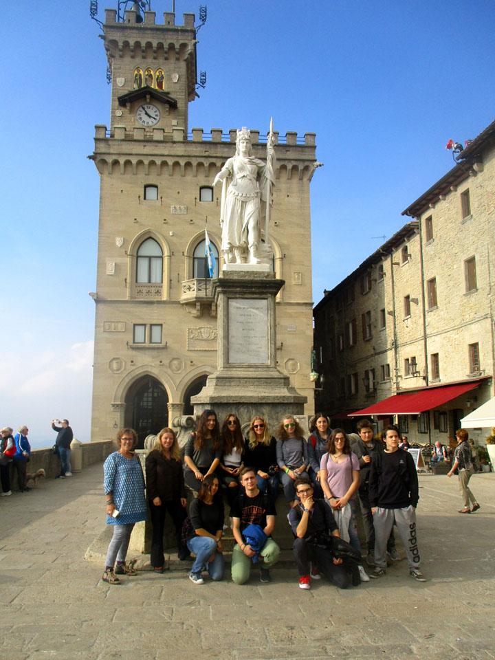 Voyage linguistique et culturel en Italie-0