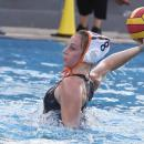 Elena Mpovali, championne nationale junior de water-polo !