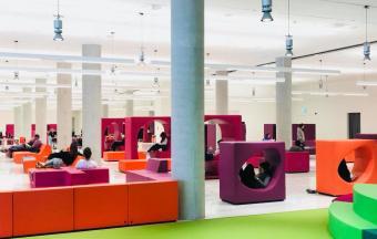 La classe Goncourt accueillie à la Bibliothèque Nationale de Grèce, au centre culturel Fondation Stavros Niarchos-0