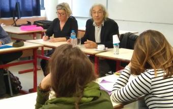 Rencontre avec l'ecrivain Francophone Boualem Sansal-0