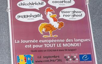 La journée européenne des langues version LFHED-0