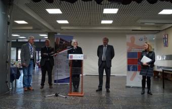 Cérémonie de remise du Diplôme National du Brevet avec M. L'Ambassadeur de France en Grèce-4
