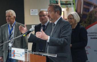Cérémonie de remise du Diplôme National du Brevet avec M. L'Ambassadeur de France en Grèce-6