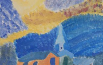 Les paysages vus par nos élèves de 6ème-69