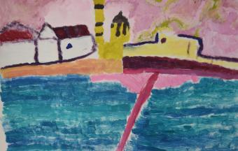 Les paysages vus par nos élèves de 6ème-73