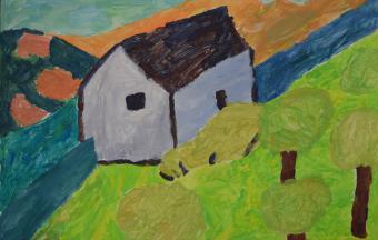 Les paysages vus par nos élèves de 6ème-74