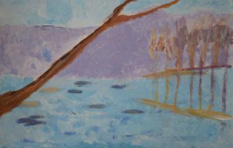 Les paysages vus par nos élèves de 6ème-77