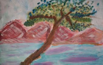 Les paysages vus par nos élèves de 6ème-83