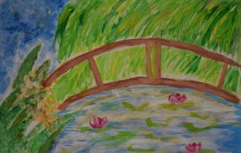 Les paysages vus par nos élèves de 6ème-84