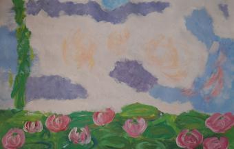 Les paysages vus par nos élèves de 6ème-85