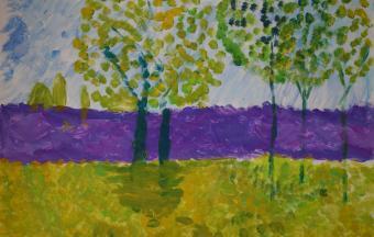 Les paysages vus par nos élèves de 6ème-86