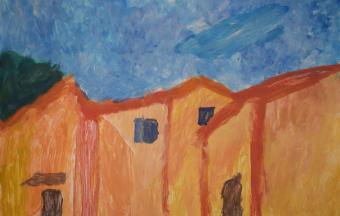 Les paysages vus par nos élèves de 6ème-87