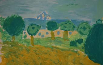 Les paysages vus par nos élèves de 6ème-88