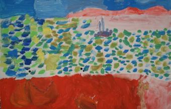 Les paysages vus par nos élèves de 6ème-90