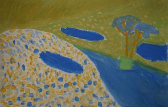Les paysages vus par nos élèves de 6ème-91