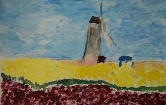 Les paysages vus par nos élèves de 6ème-51