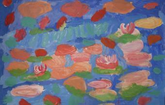 Les paysages vus par nos élèves de 6ème-57