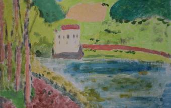 Les paysages vus par nos élèves de 6ème-61