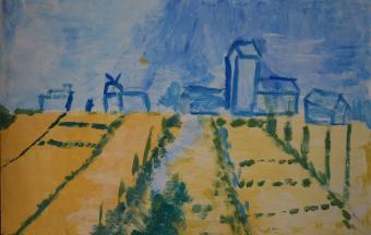 Les paysages vus par nos élèves de 6ème-64