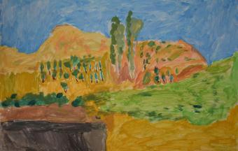 Les paysages vus par nos élèves de 6ème-66