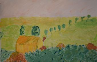 Les paysages vus par nos élèves de 6ème-67