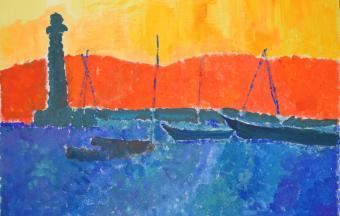 Les paysages vus par nos élèves de 6ème-23