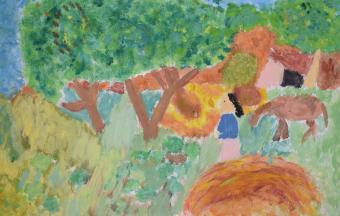 Les paysages vus par nos élèves de 6ème-31