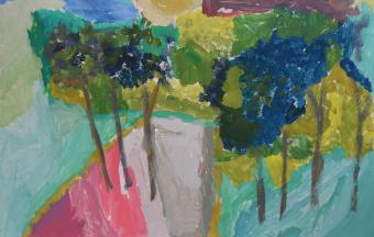 Les paysages vus par nos élèves de 6ème-36