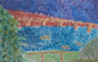 Les paysages vus par nos élèves de 6ème-37
