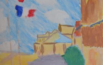 Les paysages vus par nos élèves de 6ème-44