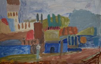 Les paysages vus par nos élèves de 6ème-45