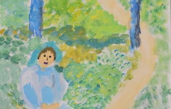 Les paysages vus par nos élèves de 6ème-46