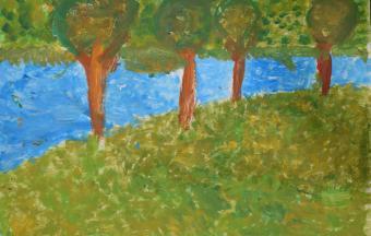 Les paysages vus par nos élèves de 6ème-3