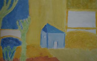 Les paysages vus par nos élèves de 6ème-5